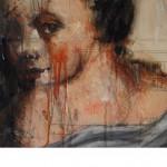 girl (detail) 150cm x 125 cm