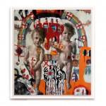 """Closer"" oil on canvas 125cm x 110cm"