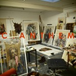 Cornwall Open Studios 2012 – Chris Anthem